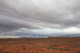 On the road to Goblin Valley