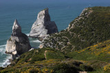 The long way down to Ursa beach