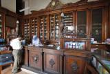 Alexandria, old pharmacy