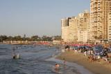 Alexandria, on the beach