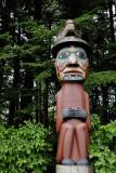 Saxman Totem Park