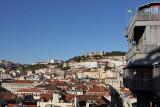Lisbon and Santa Justa Elevator