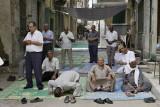 Alexandria, prayer hour