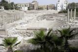 Alexandria, Roman Amphitheatre