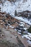 By the side of Zion Mount Carmel Hwy