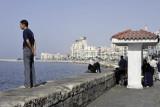 Alexandria, along the shore