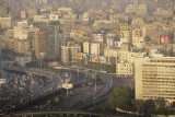 Cairo, general view from the Tower