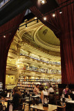 Cafe of El Ateneo Library