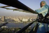 Cairo, on the Tower
