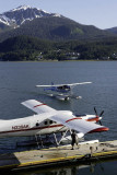 Juneau, arriving