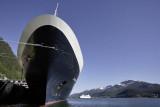 Juneau, big boat