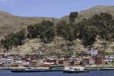 Tiquina, Titicaca Lake