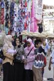 Cairo, shopping at the Bazar