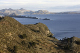 Isla del Sol, on the way to Yumani lookout