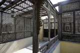 Balcony at Gayer-Anderson Museum