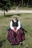 Riga, Brivdabas open air museum, Summer Festival