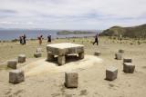 El Santuario, Isla del Sol