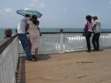 Colombo, along Galle Face Green
