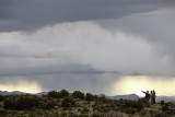 Storm at Yumani Lookout