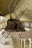 Giza Plateau, the Solar Barque Museum