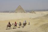 Giza Plateau, the Pyramids