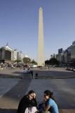 9 July Avenue and Obelisco