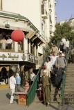 Street passage near Midan Hussein