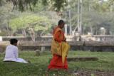 Anuradhapura, on the way to Sri Maha Bodhi