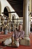 Me at Al-Azhar Mosque