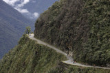 The most dangerous road of the world