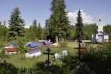 Eklutna Village Historical Park