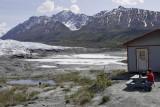 Matanuska Glacier car park