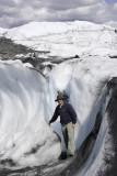 Me at Matanuska Glacier