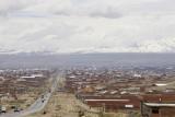 Arriving to La Paz area