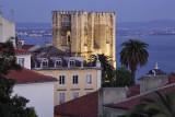 Sé, view from Chão de Loureiro lookout