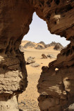 Afazagger Arch area