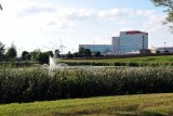 THIS IS A VIEW OF THE MAIN CASINO AND HOTEL FROM THE DAKOTAH MEADOWS RV RESORT WHERE WE STAY DURING THE MONTH OF AUGUST