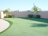 MERIDIAN HAS A MINIATURE GOLF COURSE WHICH IS FUN