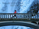 2012 Calendar - Tribute to the Trails