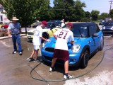 Carwash on the way to Louisville