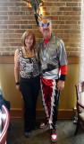 Susan & Bill at G.W. Fins
