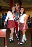 Bill & the Schoolgirls at KOE Party