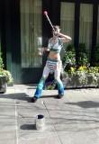 New Orleans Street Entertainer