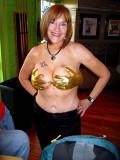 Susan in Golden Hands