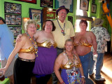 The Illusive Bill with Ladies in Golden Hands