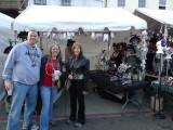 Don, Barbara, & Susan at the Mask Market