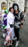 Princess Leia Meets Ace Frehley
