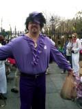 Ian in Purple