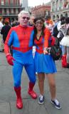 Spiderman & Spidergirl