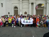 KOE Ready to March
